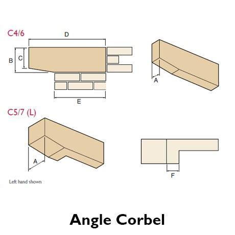 Corbel Joint by Corbels Cast Forticrete