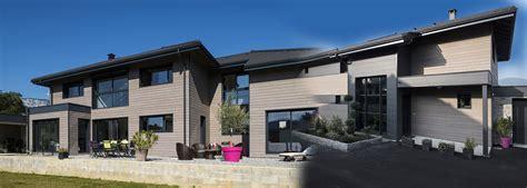 incroyable de parement facade exterieur 16 scmc maisons ossature bois savoie 73 et