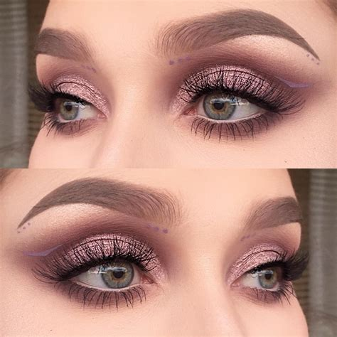 ladies  fallen  love  taupe eyeshadow makeup ideas fashionsycom
