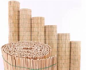 Holzstämme Geschält Kaufen : schilf matten mit 200x600cm als terrassen sichtschutz kaufen ~ Orissabook.com Haus und Dekorationen