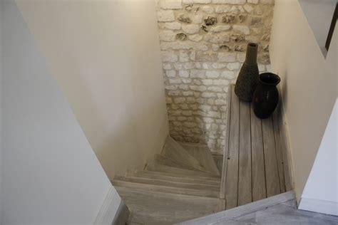 chambre a coucher contemporaine rénovation maison style retro à la cagne à andé 27