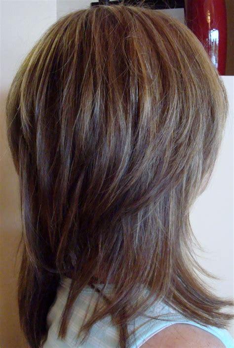 medium length styles for hair 345 best shag hairstyles images on hair dos 4494