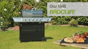 Tepro Garten Gmbh : tepro gas grill radcliff youtube ~ Watch28wear.com Haus und Dekorationen