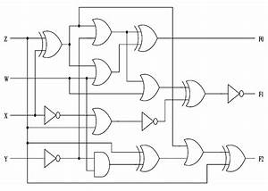 Tabla De Verdad Y Diagrama L U00f3gico Del Circuito Funcional