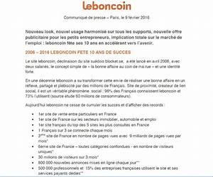 Le Bon Coin Offre D Emploi 63 : petites annonces le bon coin a un nouveau site sud ~ Dailycaller-alerts.com Idées de Décoration