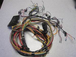 Omc Cobra Boat Wire Harness Engine To Dash 19 Ft 8 Pin