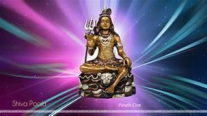 Lord Shiva Pooja Wallpapers