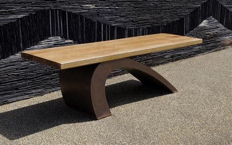 Modern Outdoor Benches Contemporary Images Pixelmaricom