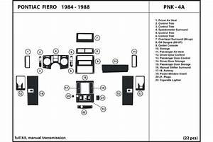 Dl Auto U00ae Pontiac Fiero 1984