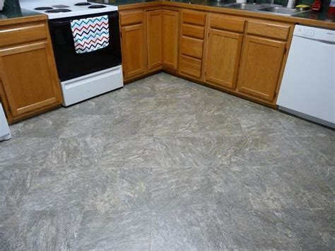 Linoleum kitchen flooring photos