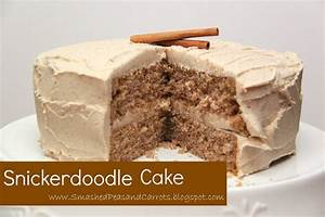Snickerdoodle Cake - Smashed Peas & Carrots