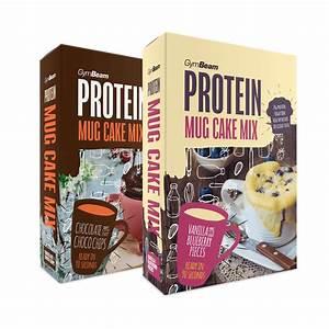 protein mug cake mix 500 g gymbeam gymbeam