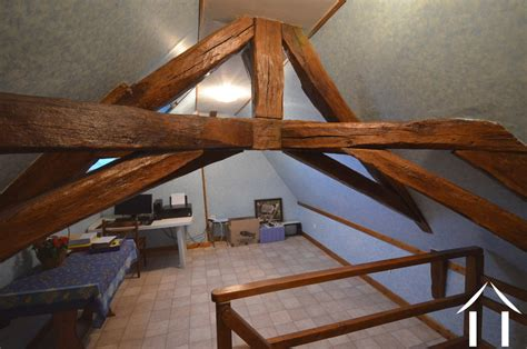 chambre grenier house for sale chassagne montrachet burgundy 11881