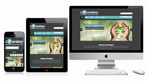 zparalexy free responsive html5 theme zerotheme With what is a responsive template