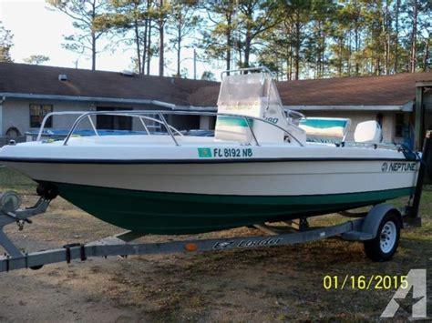 Sunbird Boat Bimini Top by 1996 Sunbird Neptune 180 Cc Boat For Sale In Tallahassee