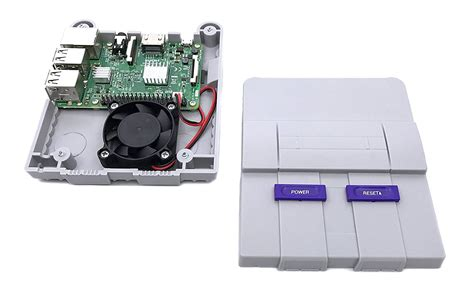 emulator snes console retropie build amazon classic pi raspberry parts gaming