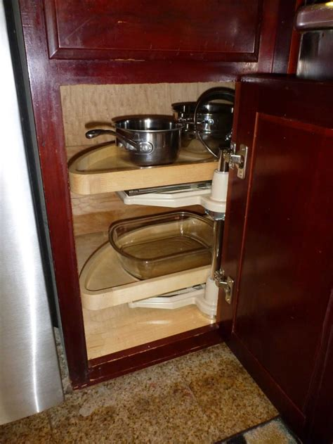 blind corner cabinet pull out great blind corner cabinet pull out the clayton design