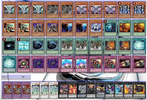 Malefic Deck List 2016 by 8 Seal Of Orichalcos Deck 2016 Magician
