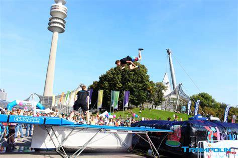 trampolinpro trainings und ferienkurse muenchen