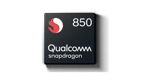 qualcomm announces snapdragon 850 a second generation for windows