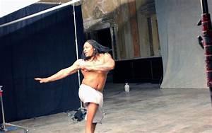 Marshawn Lynch - Behind the Scenes of Body 2014 - espnW