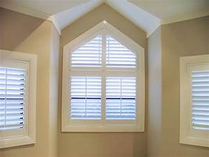 Shutters, Special, Shaped