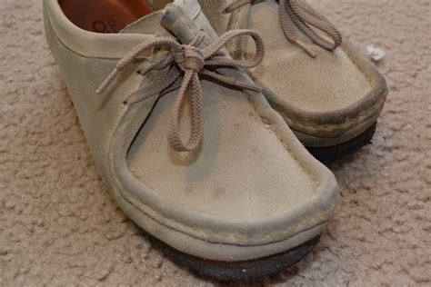 One Way To Clean Suede Shoes