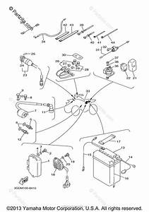 Yamaha Atv 2000 Oem Parts Diagram For Electrical