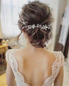 344 best bijoux mariage accessoires cheveux coiffure With bijoux mariee boheme