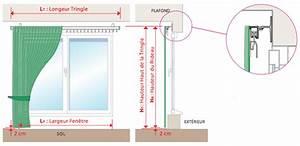 Rideau Avec Ruflette : comment mesurer votre rideau avec ruban fronceur ~ Premium-room.com Idées de Décoration