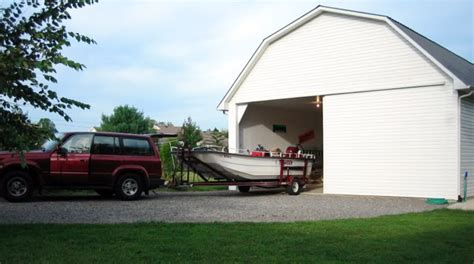 Depreciation For Fishing Boat by Designing A New Garage For Boat And Truck The Hull Truth