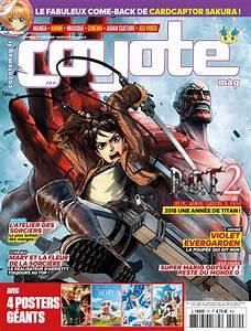 Coyote Mag N U00b070 Couv B  U2013 Coyote Mag Store
