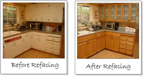 refinishing kitchen cabinet doors refacing before after kitchen cabinets of stuff 4664