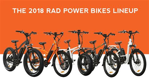 Rad Power Bikes Opens Pre-orders For Its 2018 Inventory