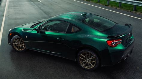 green toyota  hakone edition package  cost