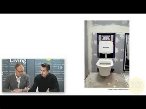 understanding wall hung toilets youtube