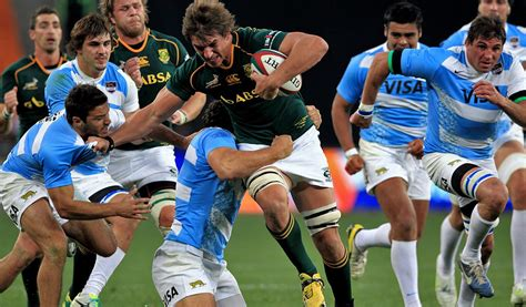 Springboks vs Argentina Rugby - Rugby Daily News