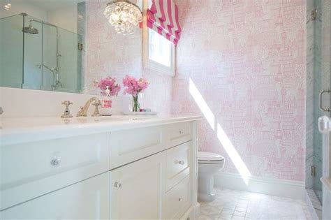 Kids Bathroom Wallpaper Design Ideas
