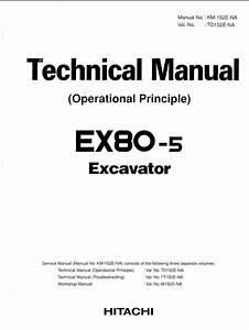 Hitachi Ex80