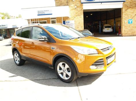 Used Tiger Eye Ford Kuga For Sale Gloucestershire
