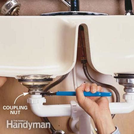 kitchen sink strainer wrench how to replace a kitchen sink basket strainer the family