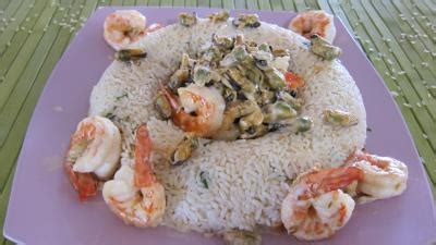 cuisine orientale facile riz pilaf aux gambas à l 39 orientale revisité
