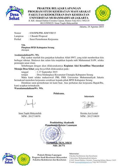 Contoh Surat Undangan Sponsorship by Contoh Surat Balasan Sponsorship Surat 6