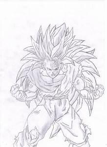 Goku Super Saiyan 3 By H0ndman2 On Deviantart