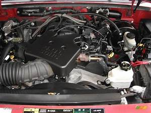 2003 Ford Explorer Sport Xlt 4x4 4 0 Liter Sohc 12
