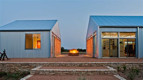 wall wash lighting exterior modern with barn chimney gable