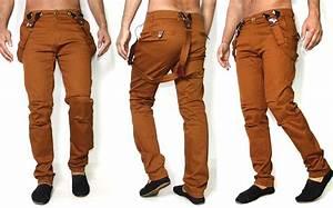 Hose Mit Hosenträger Herren : eski neu chino jeans hosentr ger herren hose denim trousers jeans w29 bis w38 ebay ~ Frokenaadalensverden.com Haus und Dekorationen