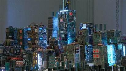 Cityscape Surveillance Nemesis Machine Data