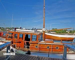 Comben Hyland 40 Ft Motor Yacht 1937 Sandeman Yacht