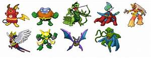 Pokefied Justice League | Pokefication / Pokefied ...